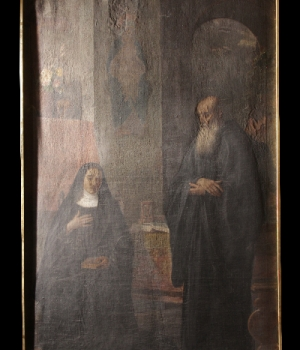 before-conservation-and-restoration-saint-benedict-and-saint-scholastica-by-giuseppe-di-giovanni